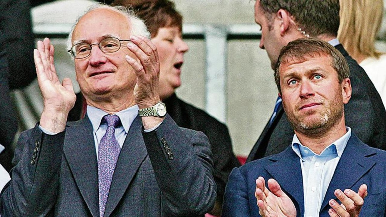 Buck y Abramovich, impulsores de la iniciativa.