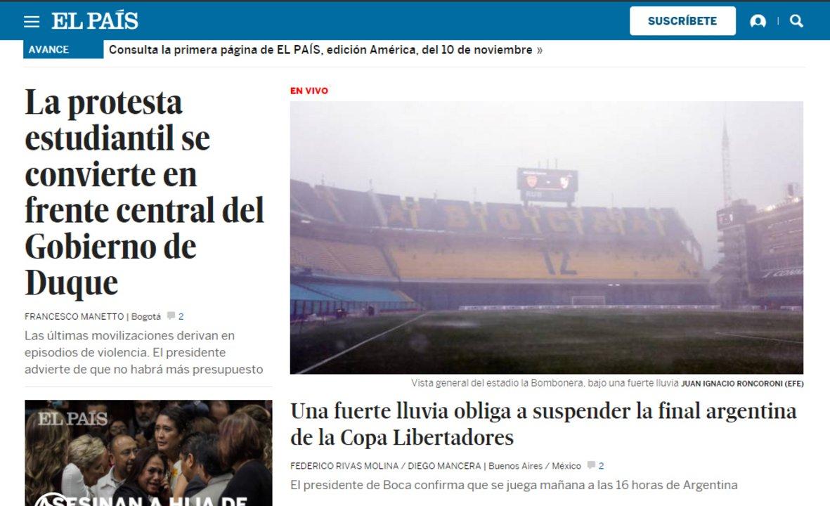 Diario El País - España
