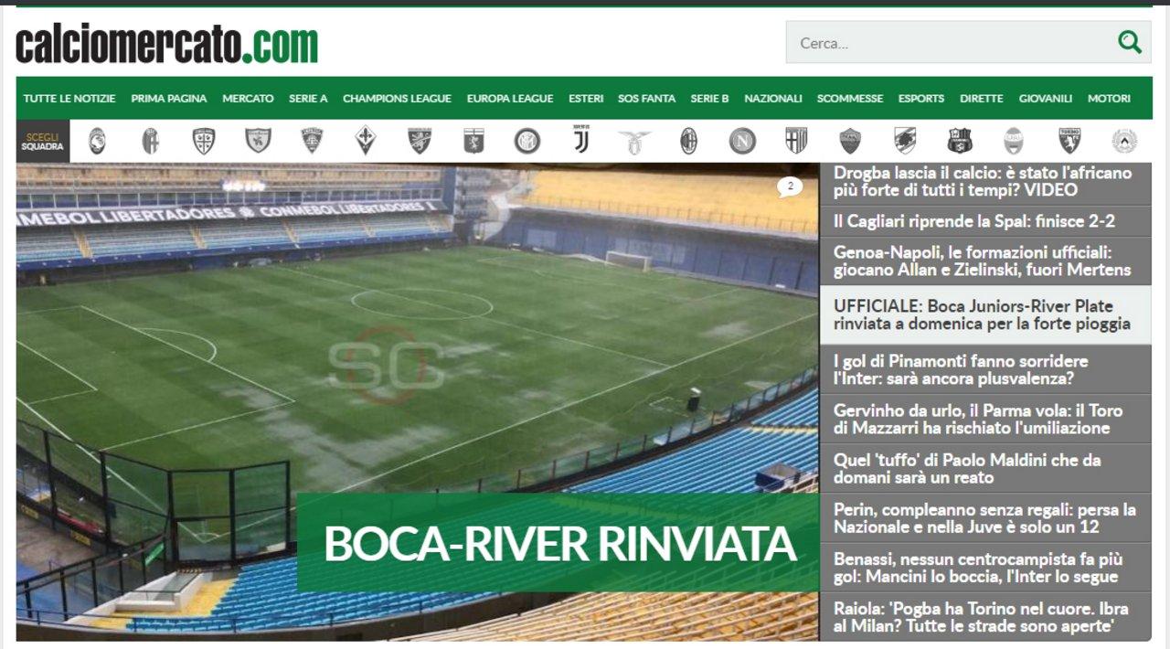 Calcio Mercato - Italia