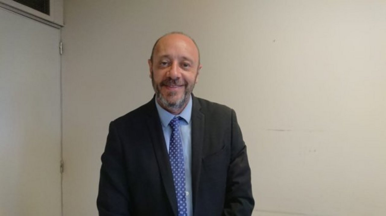 Juez Gabriel Tavip