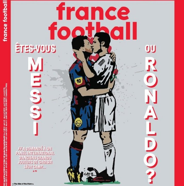 Esta es la tapa que dio y que dará que hablar (France Football)