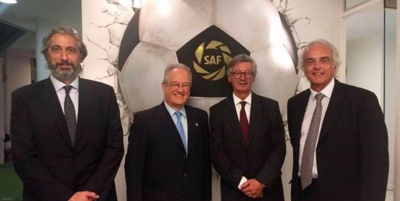 Resultado de imagen para La Superliga deja en suspenso la quita de puntos para San Lorenzo y Huracán