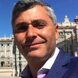 Pablo Jiménez, desde Madrid