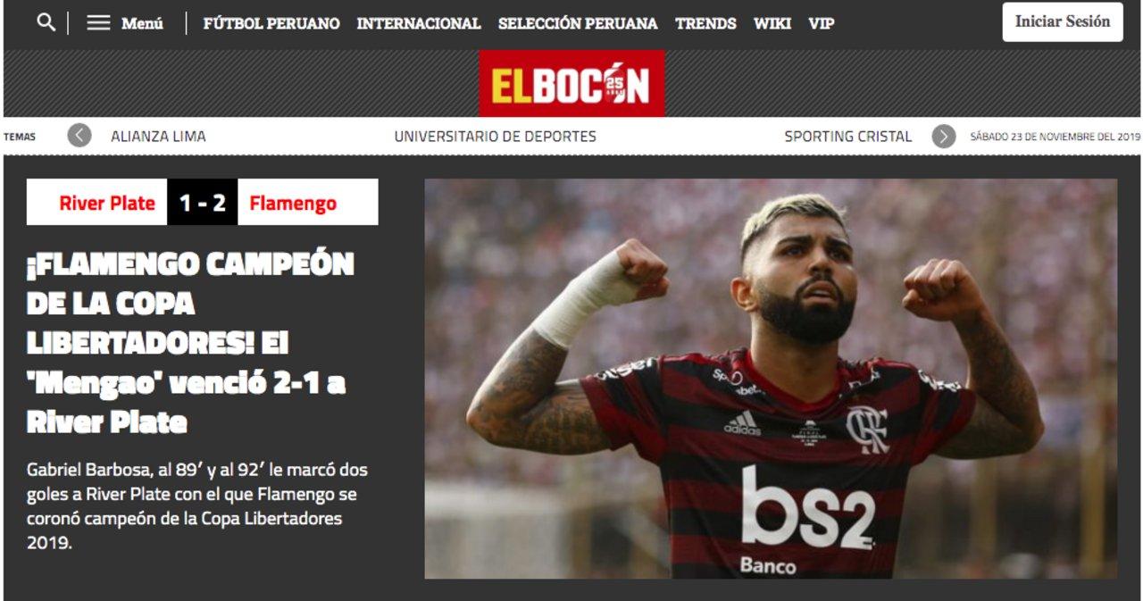 """Diario """"El Bocón"""""""