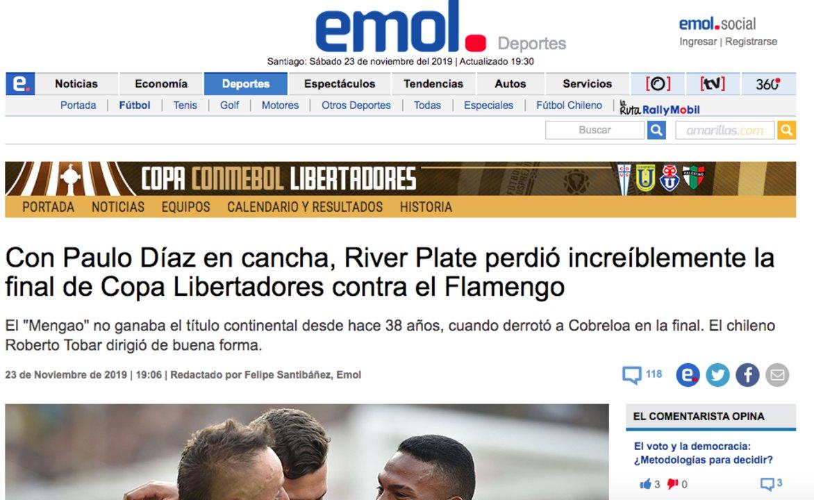 "Diario ""El Mercurio"""