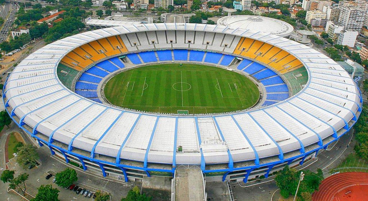 Estadio Maracaná, de Río de Janeiro