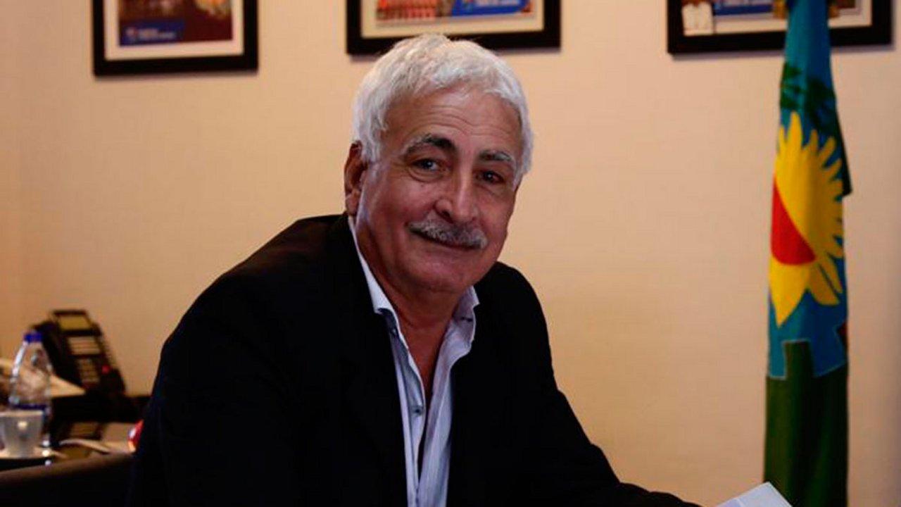 Alberto Kahale, presidente de la Federación de Empresarios de la provincia de Buenos Aires.