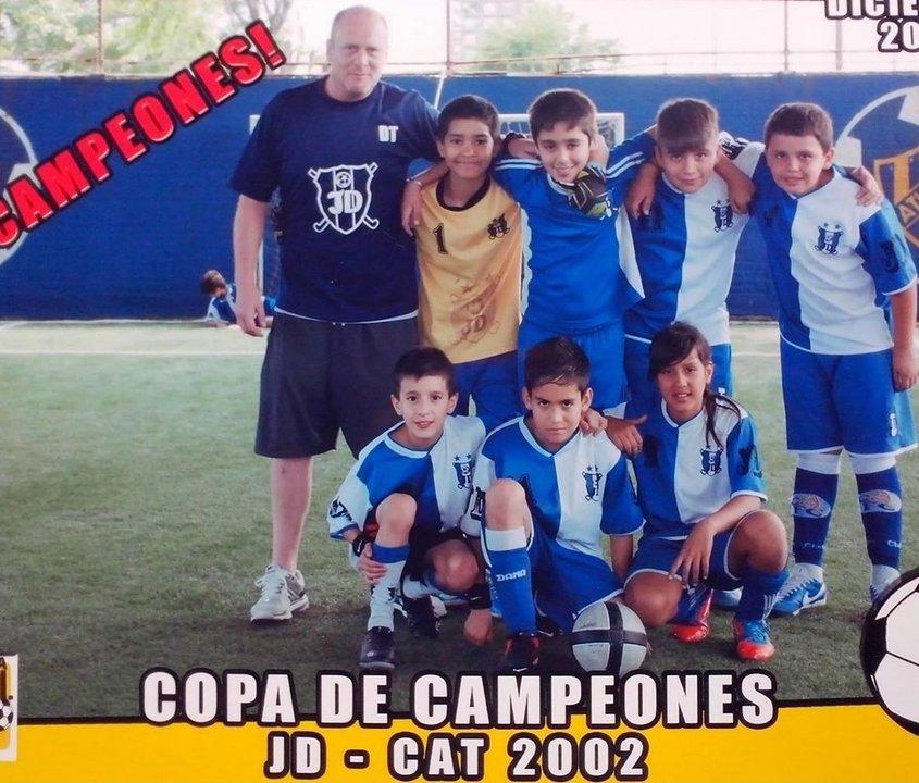 Foto: Jóvenes Deportistas