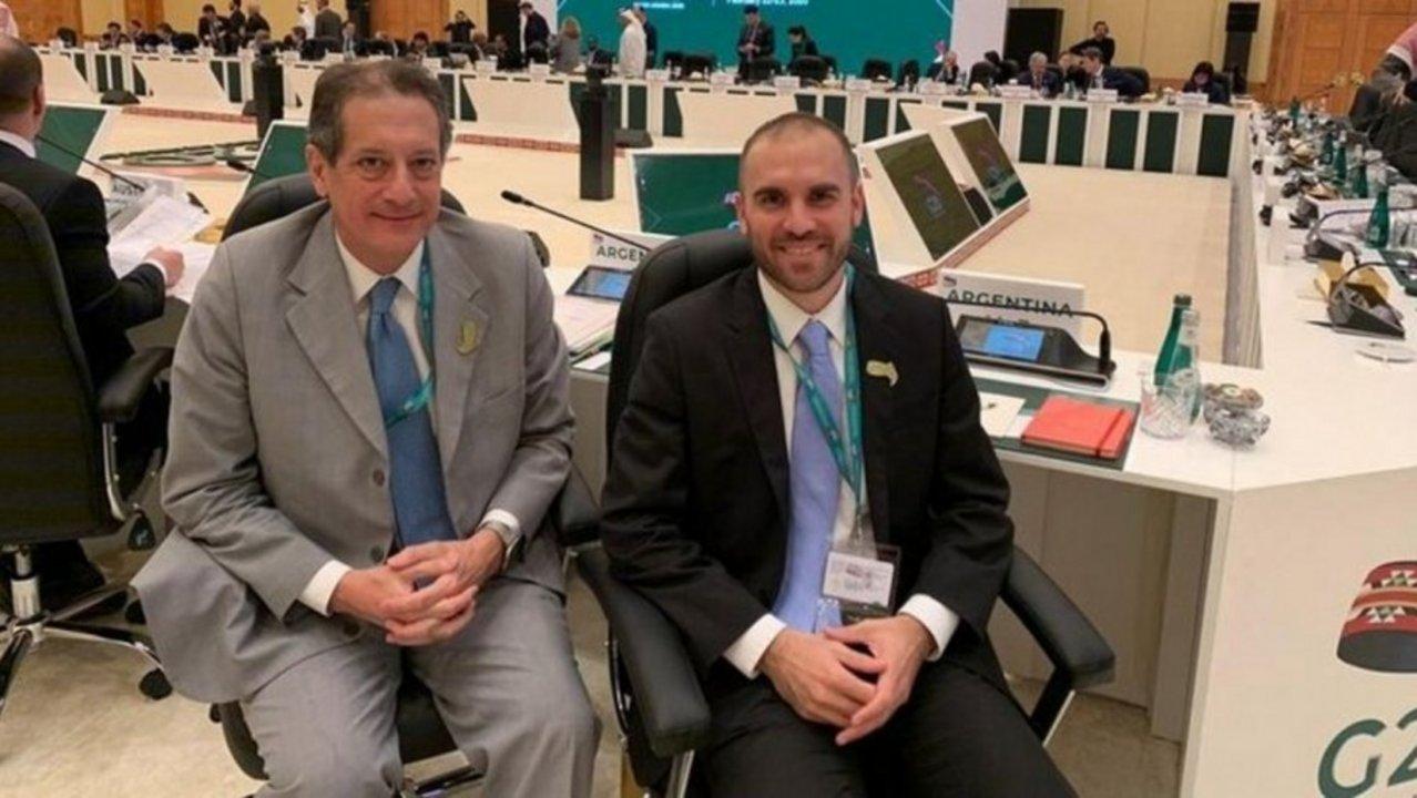 Miguel Pesce y Martín Guzmán, un duo que se desentiende en términos económicos