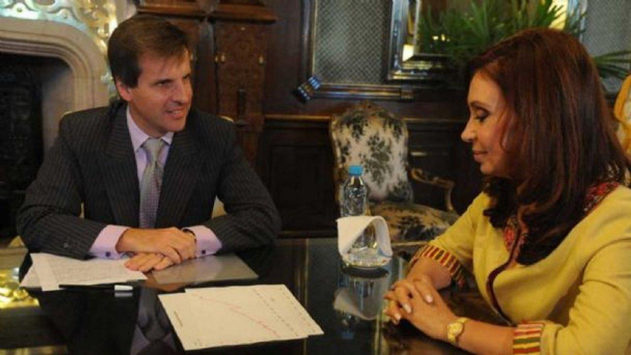 Postales viejas pero de un nuevo reencuentro: la reunión de Cristina Kirchner con Martín Redrado