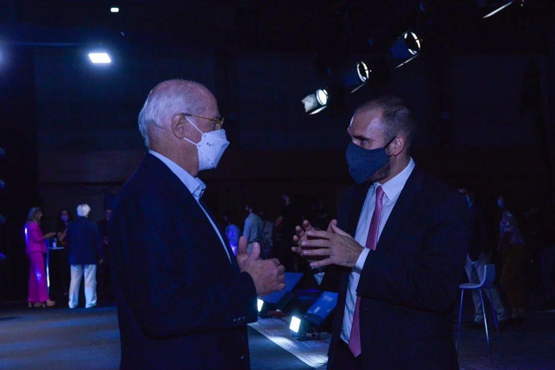 Rocca y Guzmán, en el último coloquio ProPyme