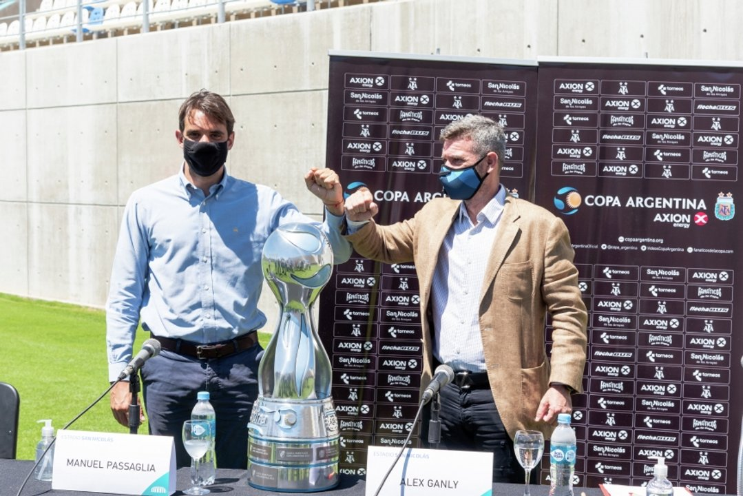 Foto: prensa oficial Copa Argentina