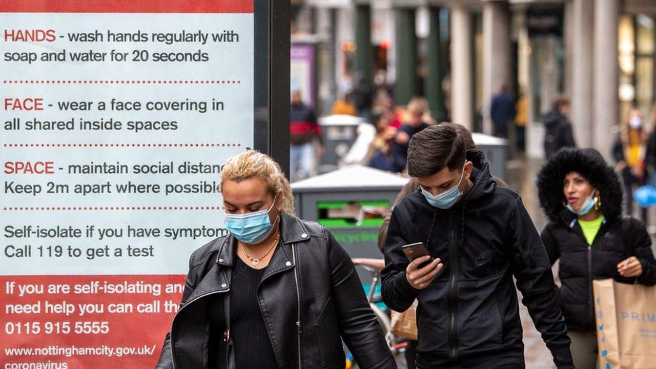 """El """"lockdown"""" en el Reino Unido y las grandes capitales europeas por el coronavirus"""