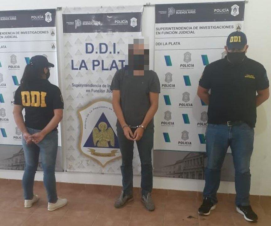 Buzali ya fue trasladado al DDI de La Plata acusado de doble tentativa de homicidio