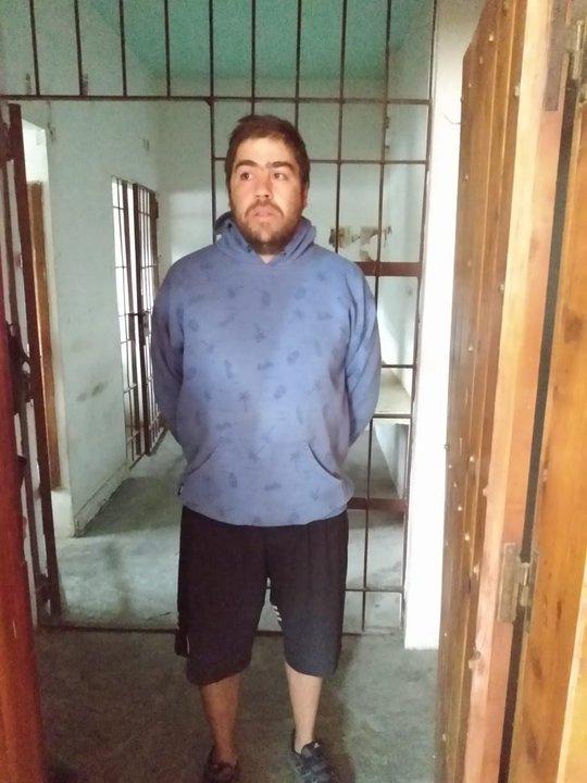 Rodríguez fue otro de los detenidos esta mañana.