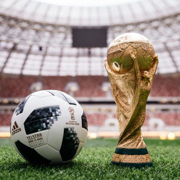 A 218 días del partido inaugural y a pocas horas que Argentina y Rusia  jueguen su amistoso 123cbd26c543a